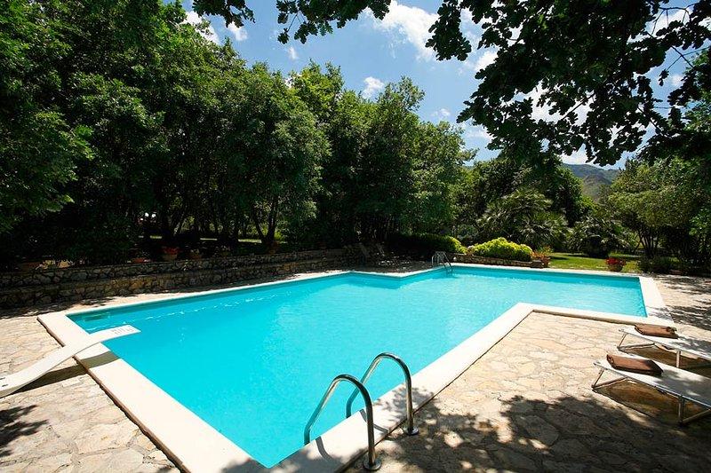 Villa Saladino, holiday rental in Pioppo
