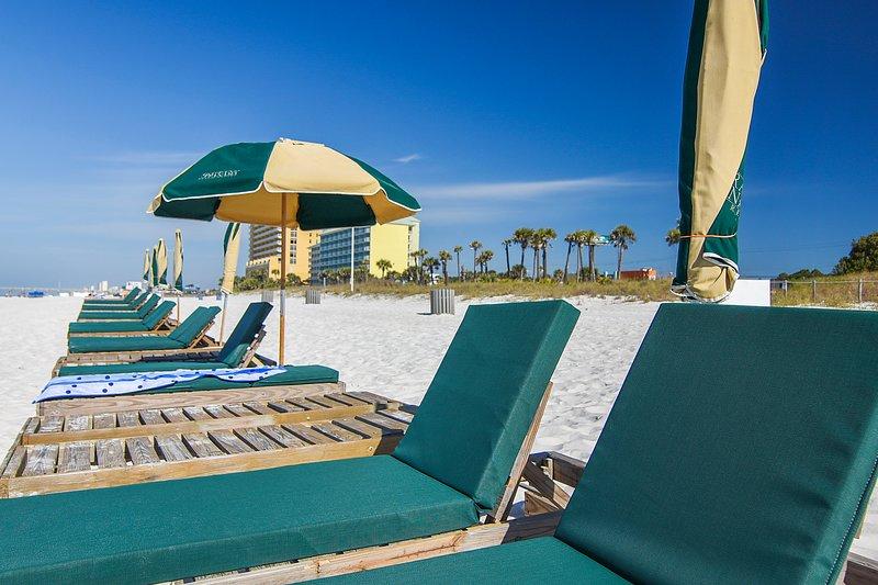 Grand Panama 1808-Beach Chair Rentals