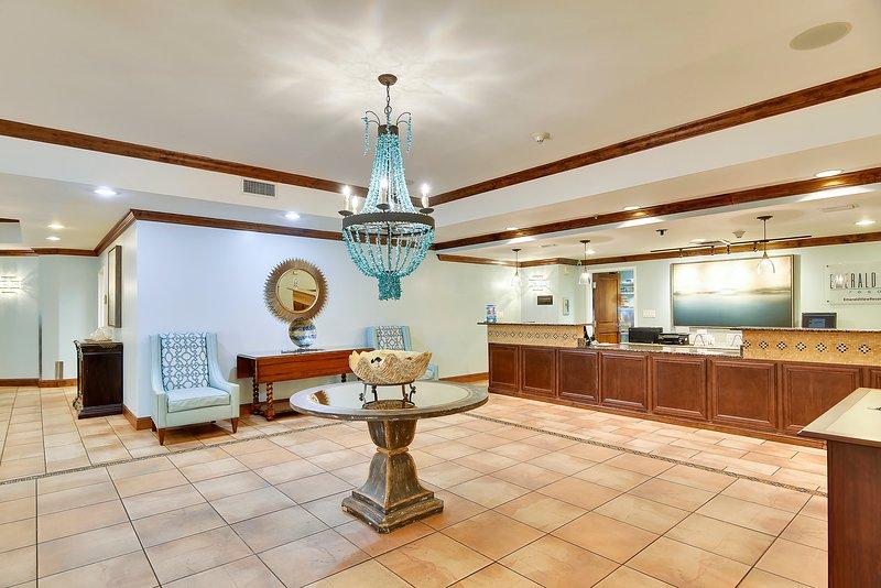 Grand Panama 1806-Resort Lobby