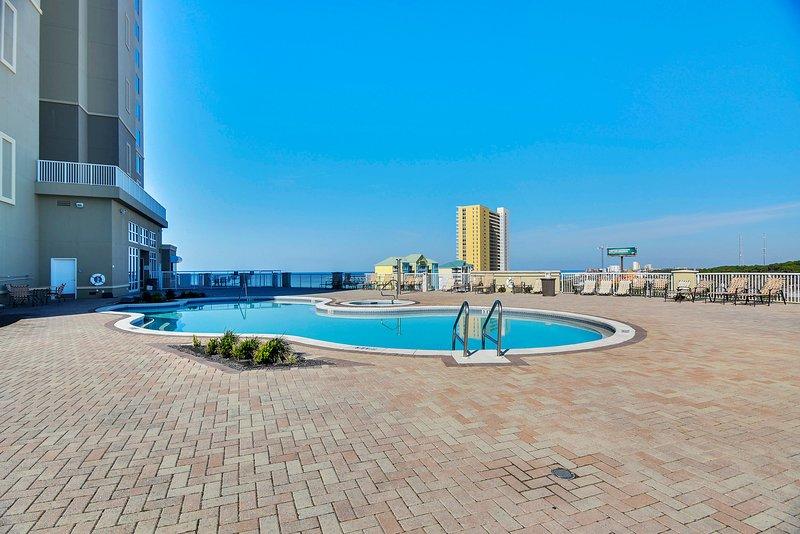 Grand Panama 1808-Tower 1 Pool