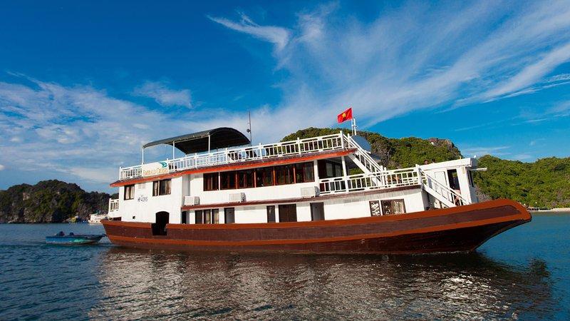 Emerald Cruise 8 cabines