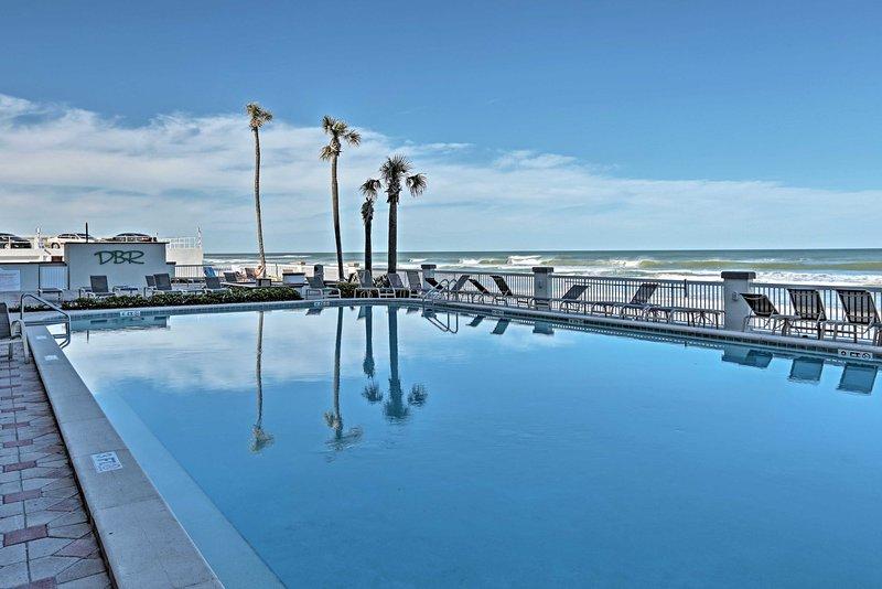 Podrá tomar el sol de Florida mientras se alojan en este estudio de vacaciones!