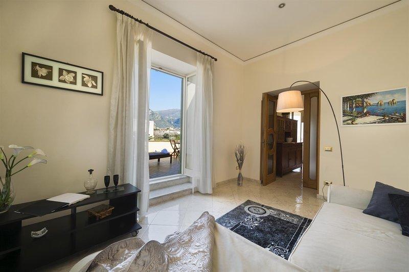 Casa Lina, location de vacances à Sant'Agnello