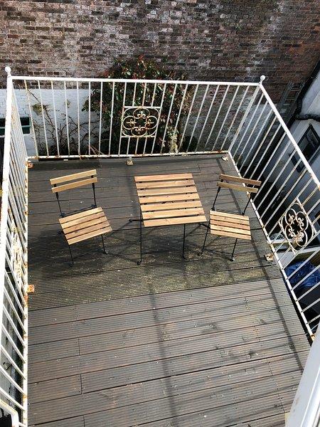 balcone / terrazzo