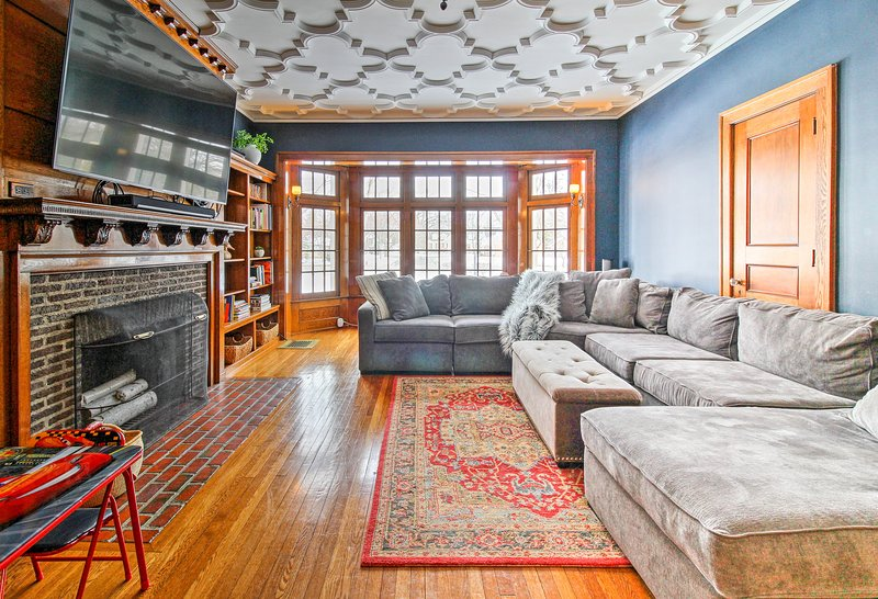 Unwind in the movie room during your stay at this vacation rental home!