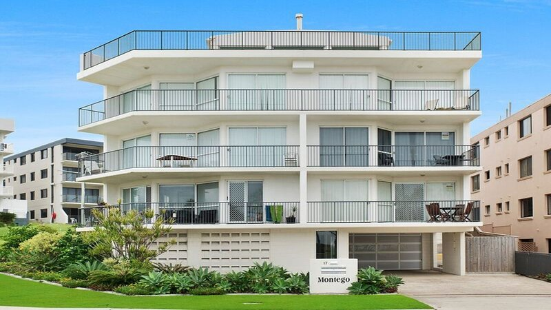 Montego Unit 3 Kings Beach QLD, vacation rental in Warana