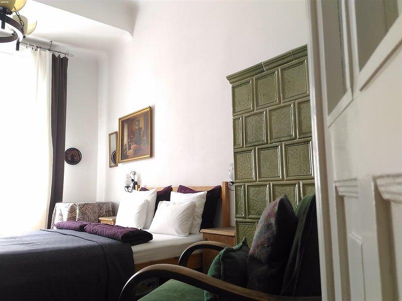 Danube riverview apartment , WIFI & AC ,20 meters from Danube , free ...