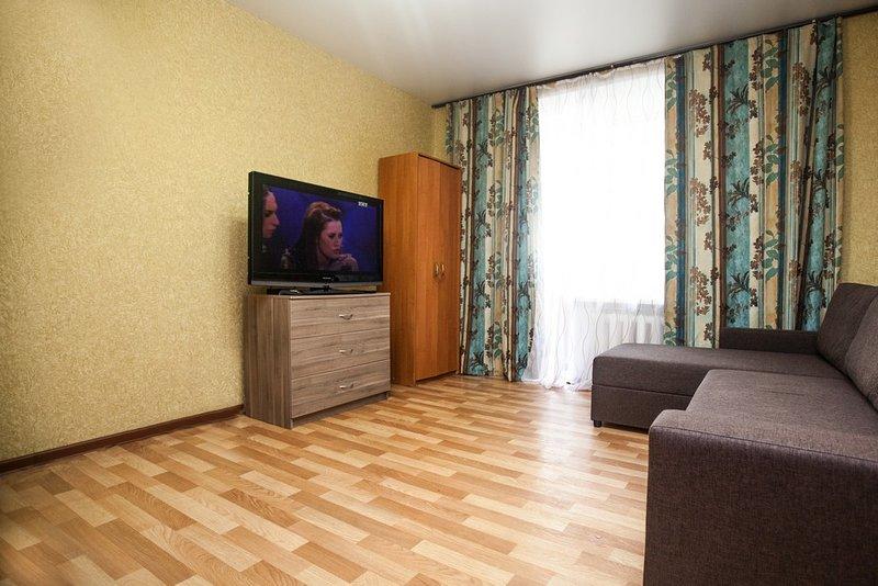1-room apt. at Zemlyanoy Val, 24/32 (153), location de vacances à Moskovsky