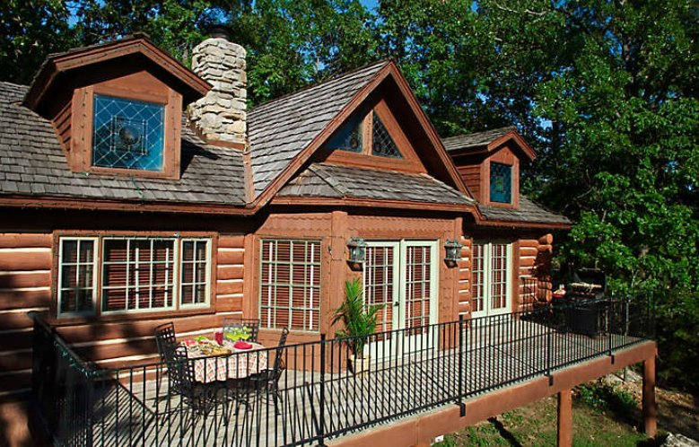 2BR Cabin - Wilderness Club at Big Cedar - Thanksgiving/Christmas/New Years Eve, vacation rental in Omaha