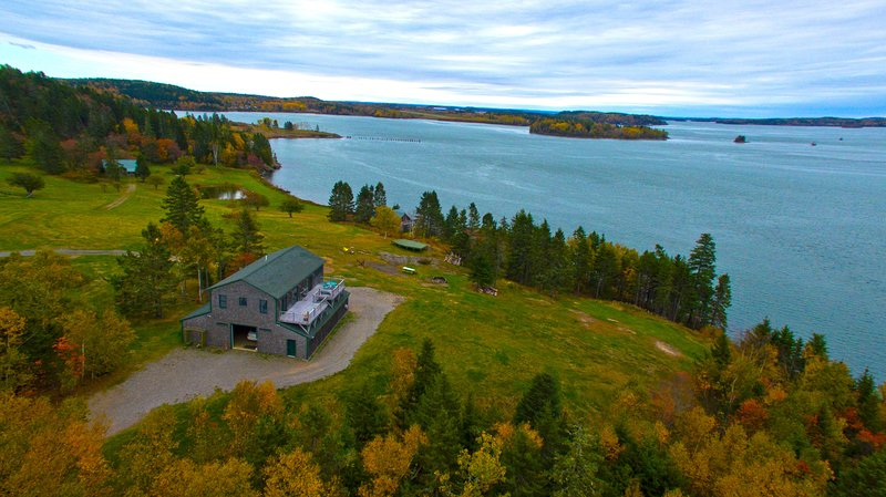 Maine House Rossport by the Sea, holiday rental in Campobello Island