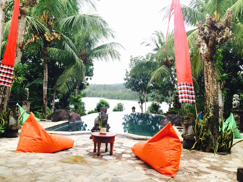 Esterin Taman Wana Private Villa, holiday rental in Melaya
