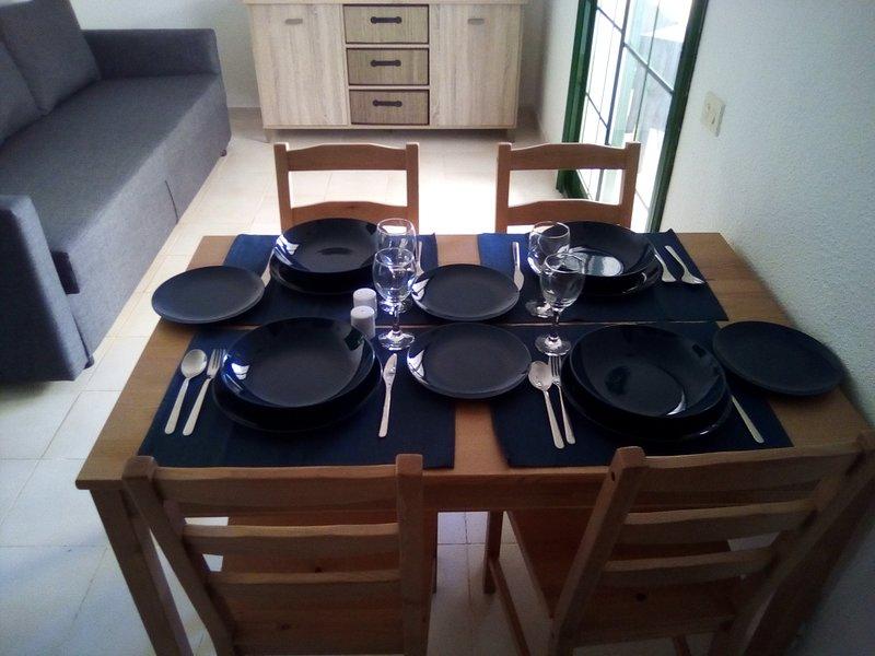 LOVELY COASTAL APARTMENT NEAR CALETA, vacation rental in Nuevo Horizonte