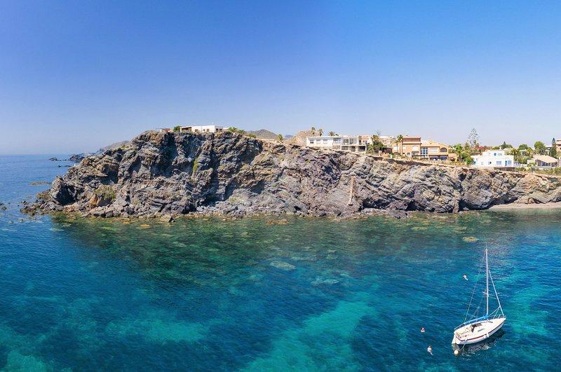 Klippe Cabo de Palos
