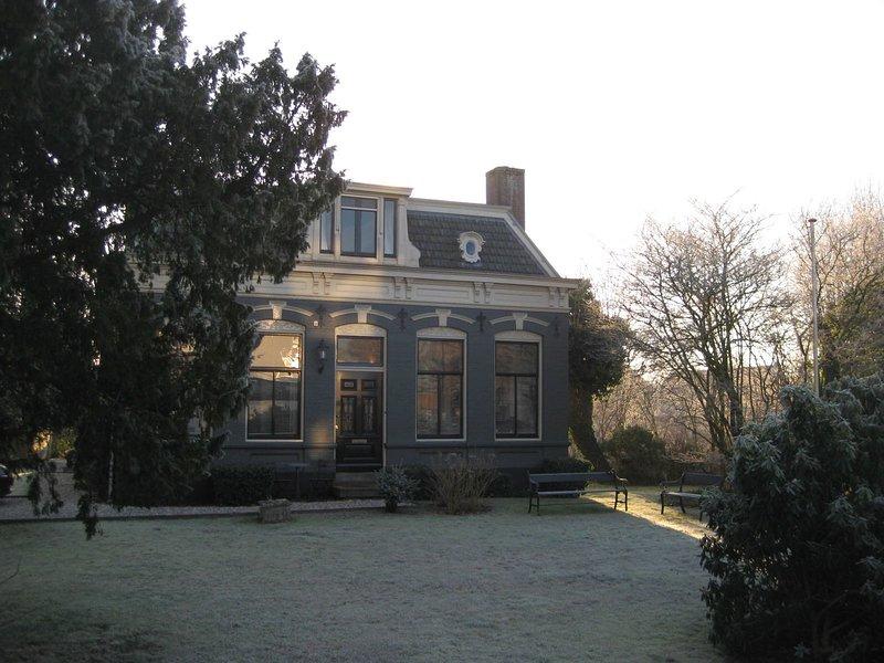 Villa Curtvenne-annex, location de vacances à Haarzuilens