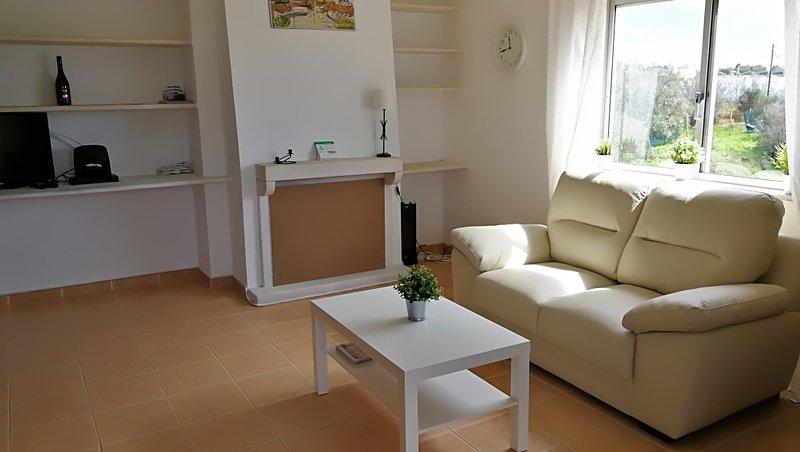 Lovely living space.