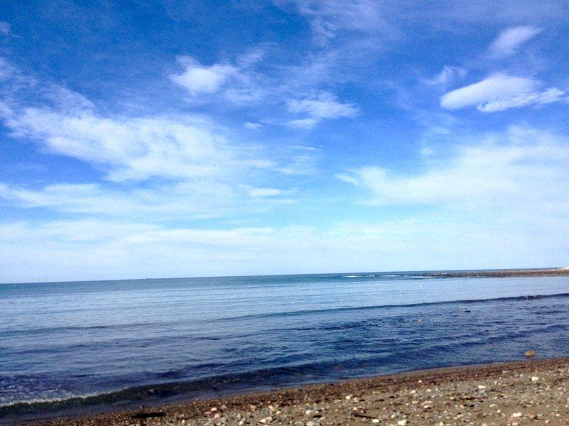 Attraversare al mare ...