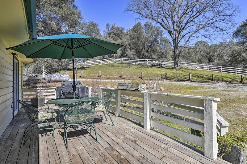 Host your big day at 'Sparks Ranch Resort,' home to this lovely vacation rental!