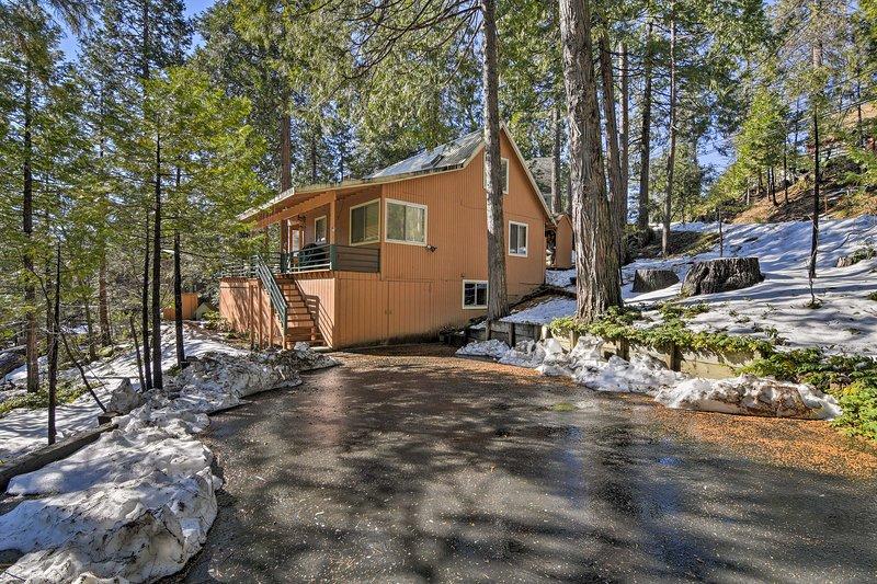 Ognuno amerà posizione della casa, nei pressi di Yosemite e altre attrazioni!
