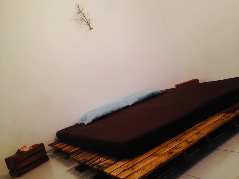 Private room ideal for friends, holiday rental in Bacalar