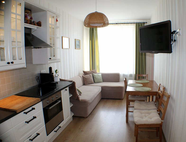 Lotos Ozerki Apartment, location de vacances à Kurortny District