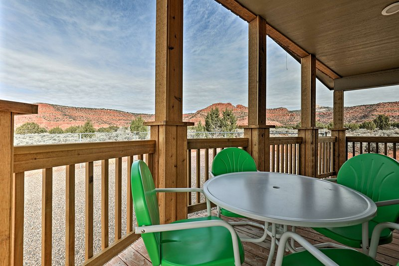 Book your desert getaway to this 3-bedroom, 2-bath vacation rental house!
