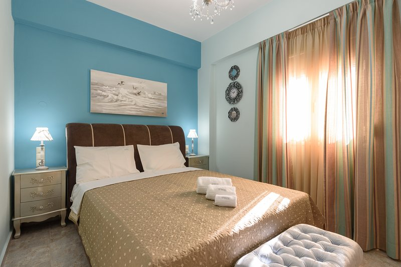 Spyros Apartments, location de vacances à Kalamaki