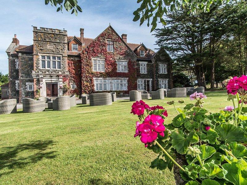 Alston Hall, Battisborough Cross, holiday rental in Holbeton