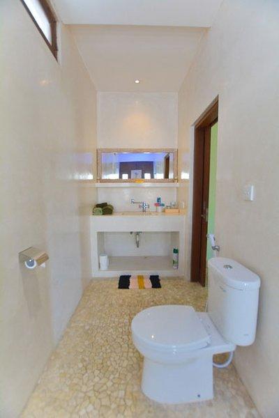 uno dei 3 bagni