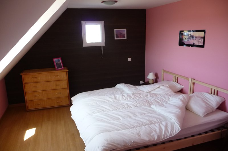 Amazing house with terrace & Wifi, holiday rental in Sauzon