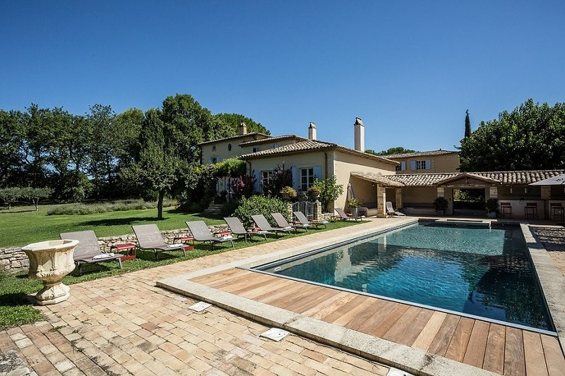 Domaine de Provence, holiday rental in Serviers-et-Labaume