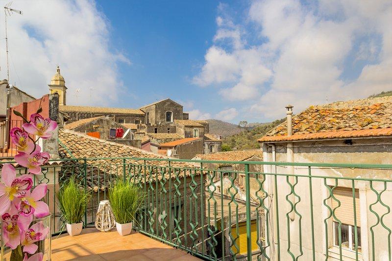 Casa La Scala, vacation rental in Francavilla di Sicilia