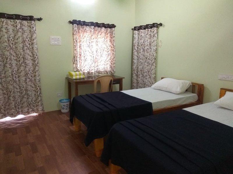The Woods Nagzira Jungle Resort- Family Room, holiday rental in Gondia District