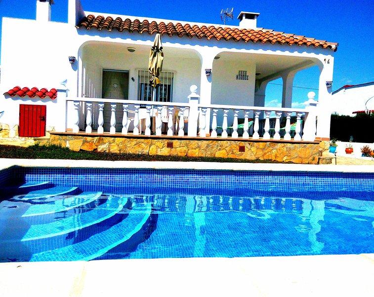 Villa Encanto - La Charme, holiday rental in Cervera del Maestre