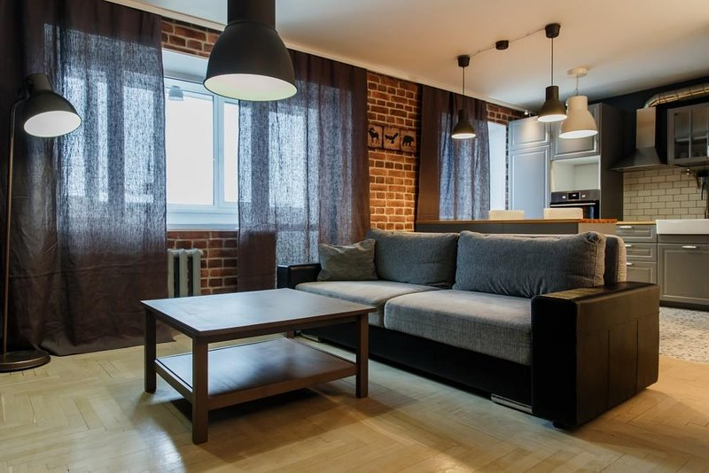 VIP European Style Apartment, Nemiga, alquiler vacacional en Minsk