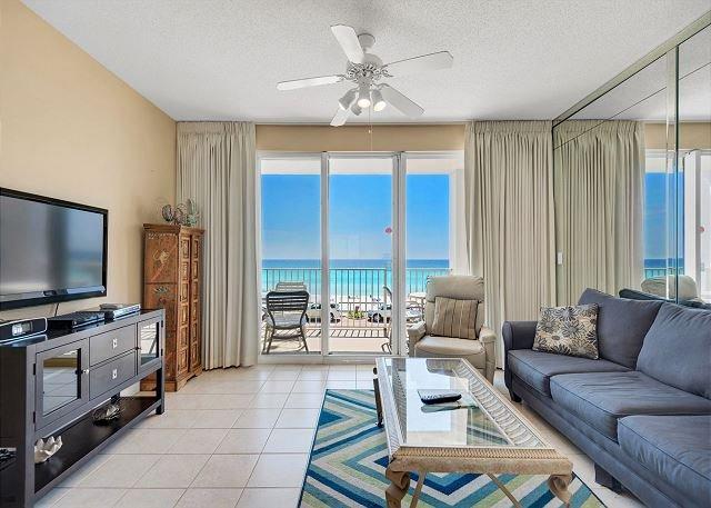 Majestic Sun 209B - Beautiful Gulf Views From Living Area