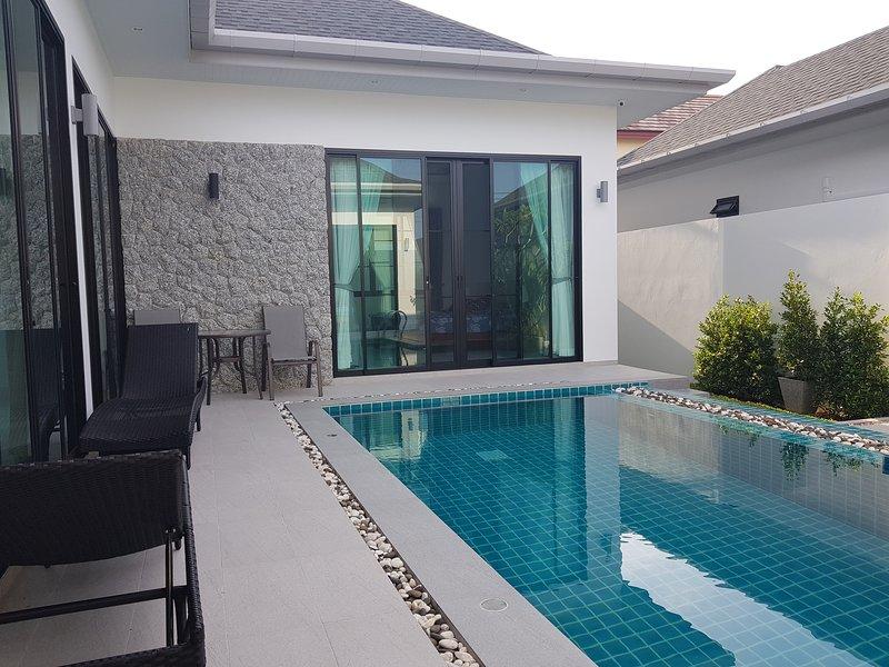 Brand New private Pool Villas 3ensuite-camere da letto