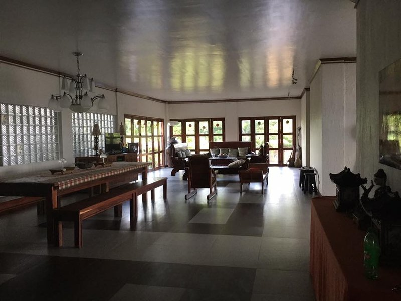 Dining and Living room for the guests.