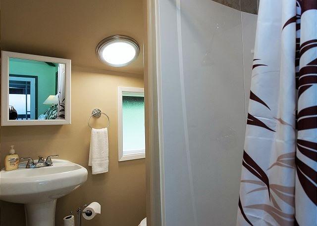 Guest Suite w/En-Suite Bath.