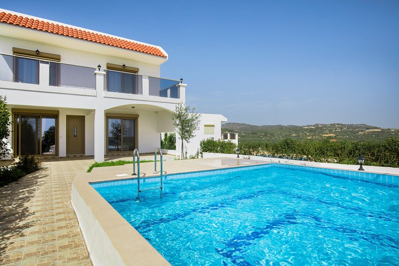 Kolymbia Dreams Suite with Private Pool and Sea View, holiday rental in Kolympia