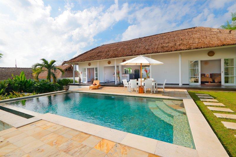 Villa Manoe Bali 3 bd, vakantiewoning in Ungasan