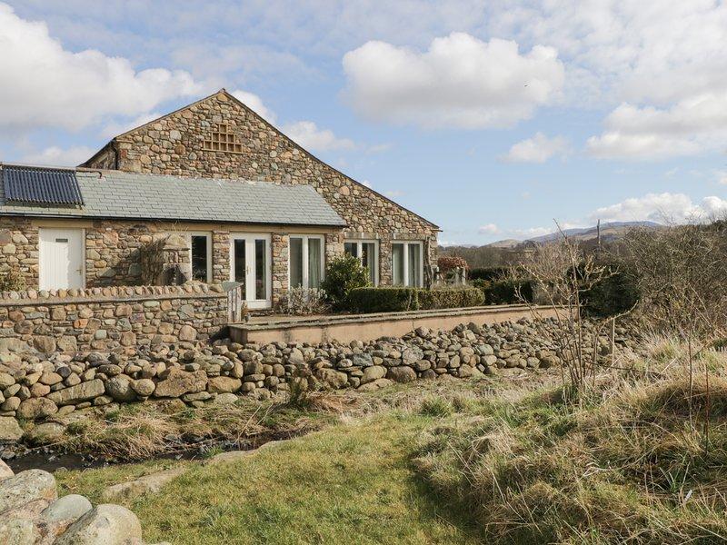 BECKSIDE, pet-friendly, eco-friendly, en-suite facilities, patio, near, location de vacances à Cockermouth