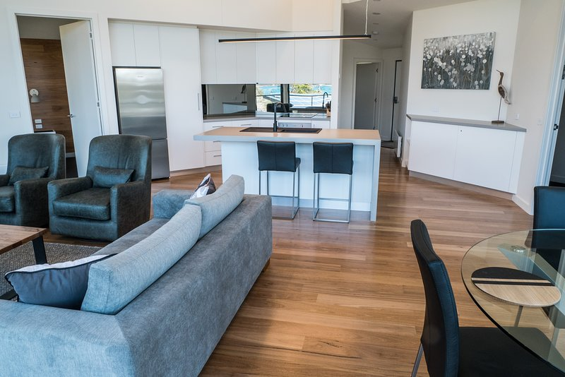 Open plan living. Perfect for the relaxing holiday.