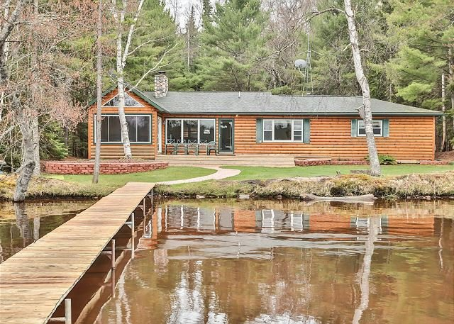 Found Paradise 2 - Hiller Vacation Homes - Seclusion and relaxation, holiday rental in Star Lake