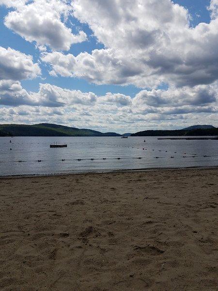 Schroon Lake Public Beach