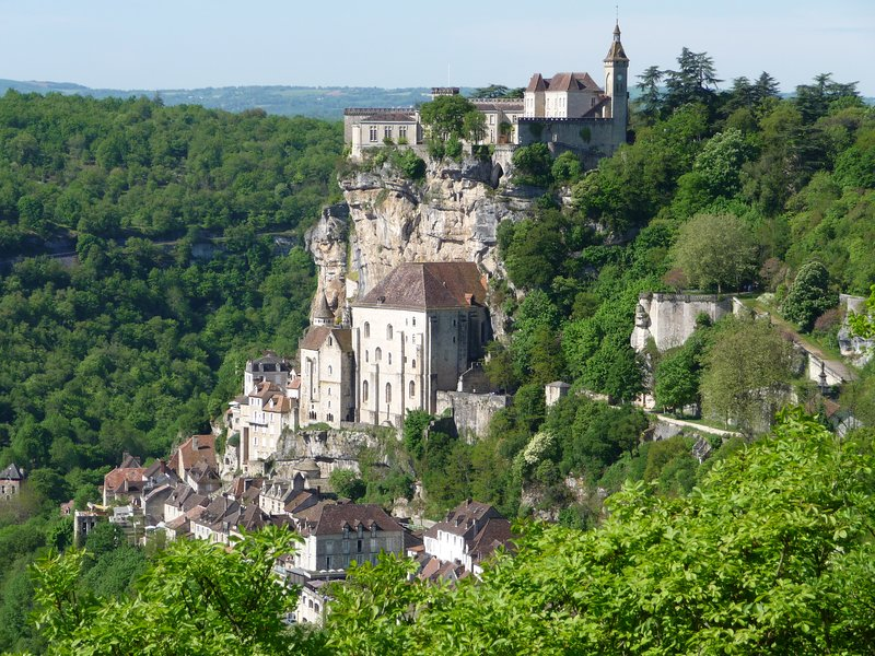 Rocamadour is approx 1.5 hours away and is well worth a visit, especially out of season