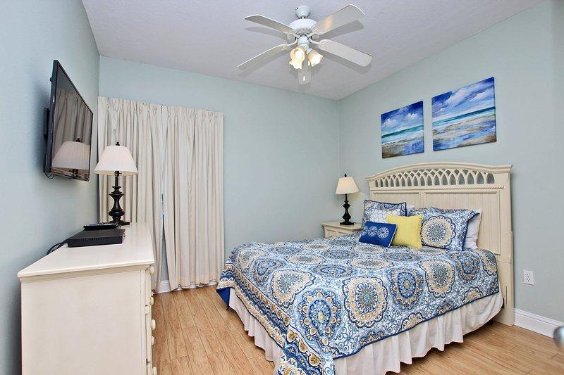 Gast slaapkamer met Queen Bed