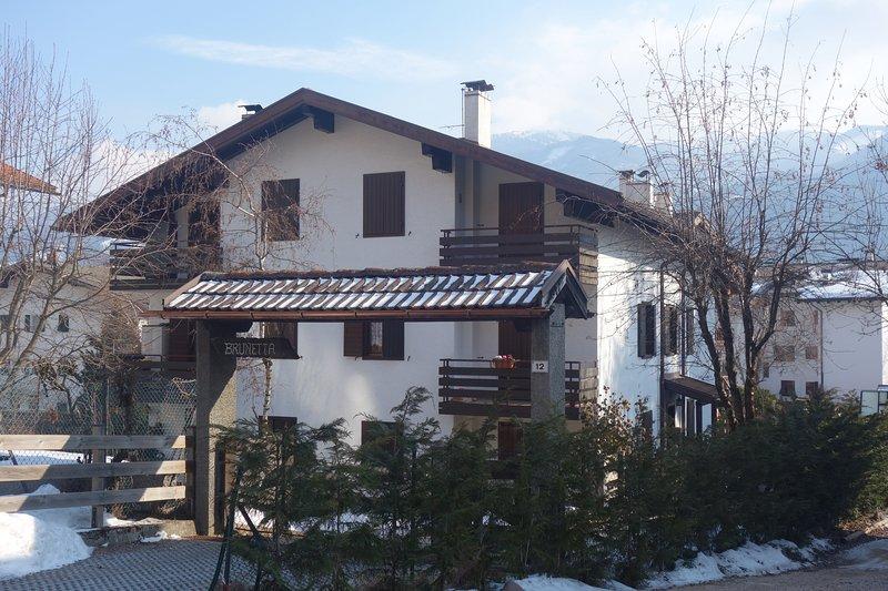Casavacanze Cavalese, vakantiewoning in Tesero