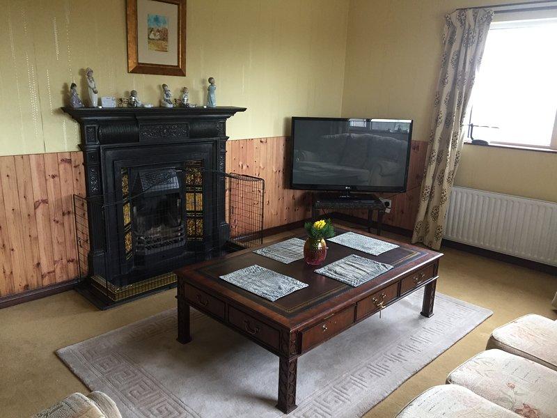 Listamlet Grange, holiday rental in Glaslough