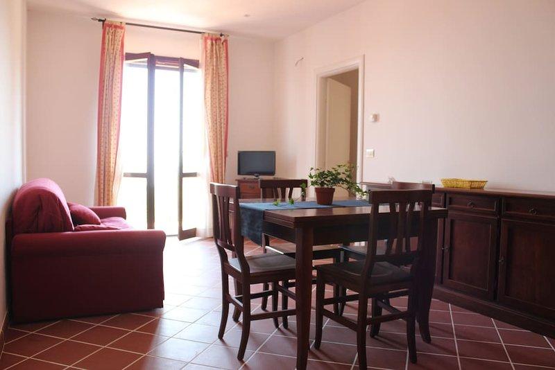 Nice apartment near the beach, holiday rental in Nicolosi