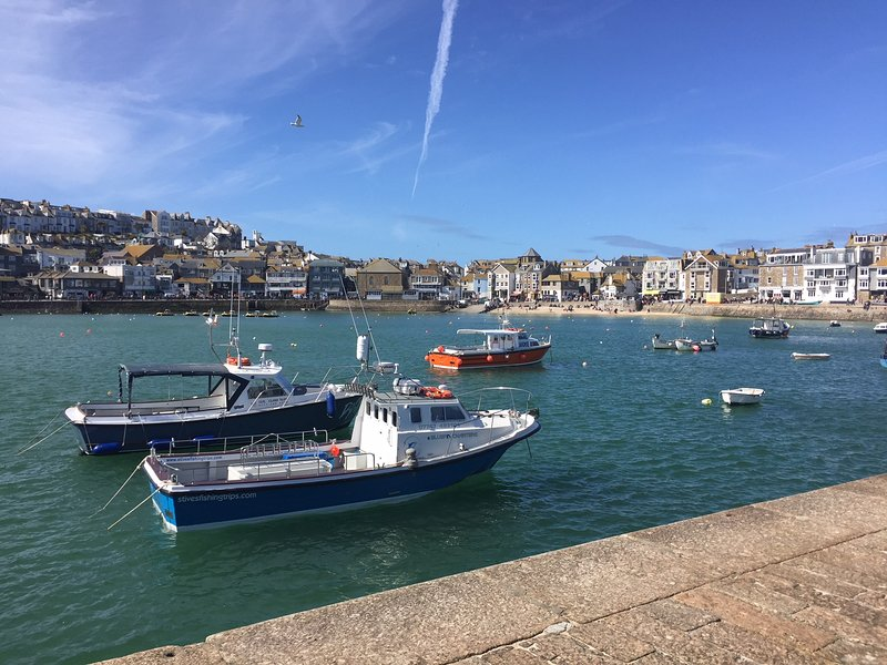 harbour from Smeaton's pier